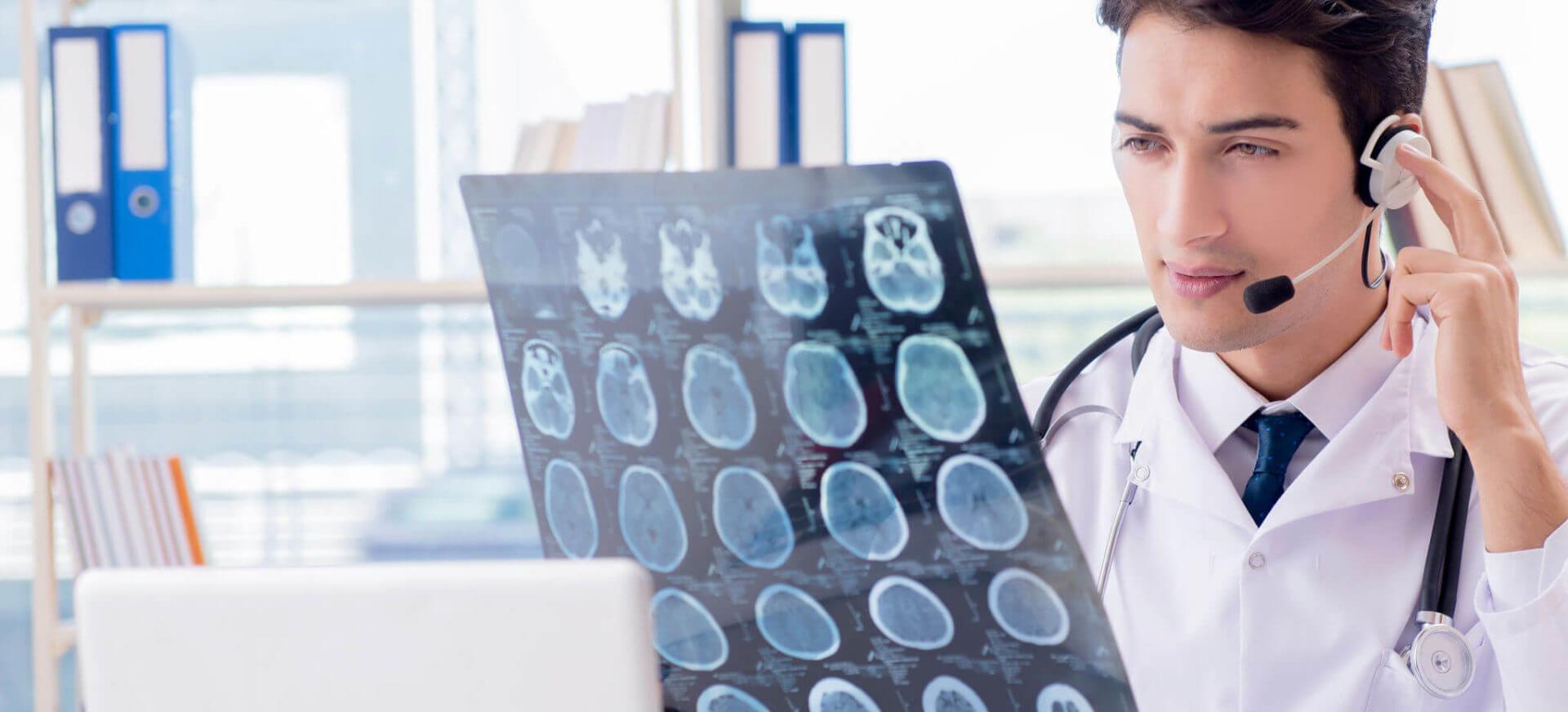 Telerradiologia: redução de custos com laudos a distância